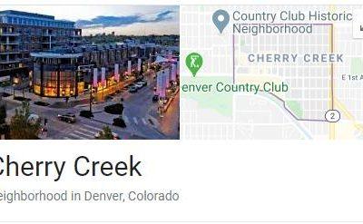 Cherry Creek, Colorado