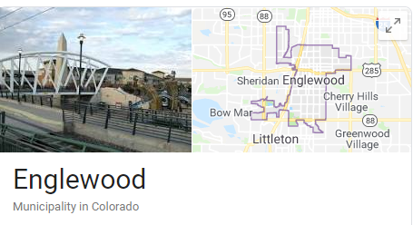 Englewood Colorado Screencap