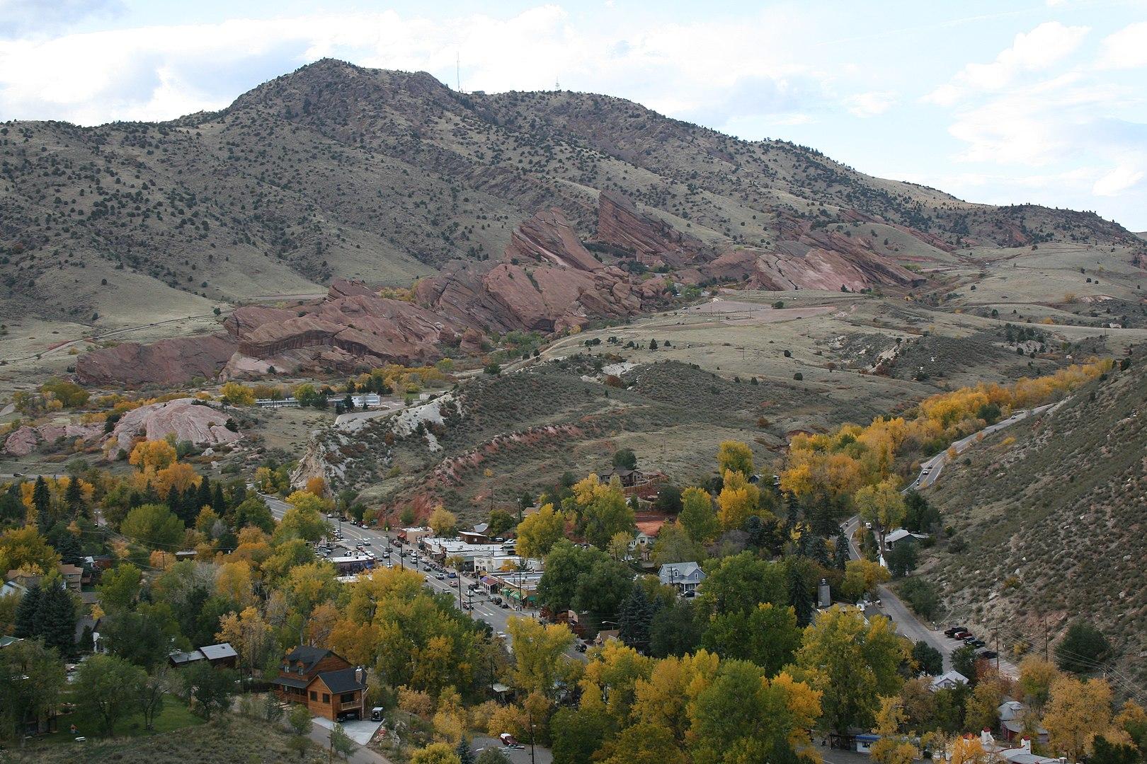 Morrison Colorado