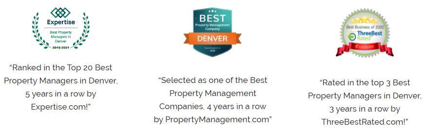 Property Management Awards