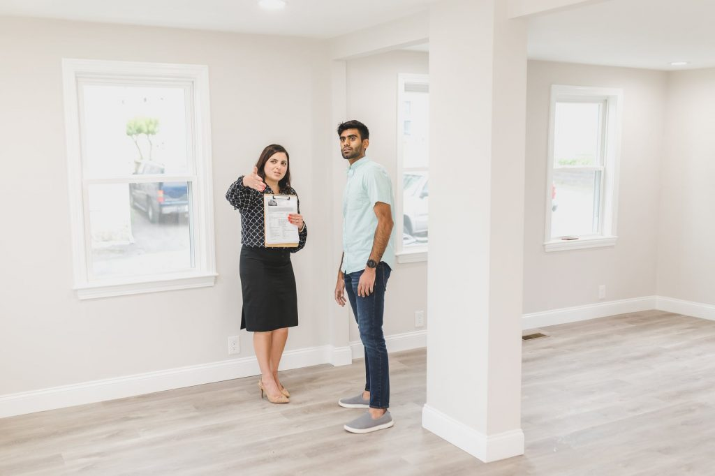 Property Manager and Tenant