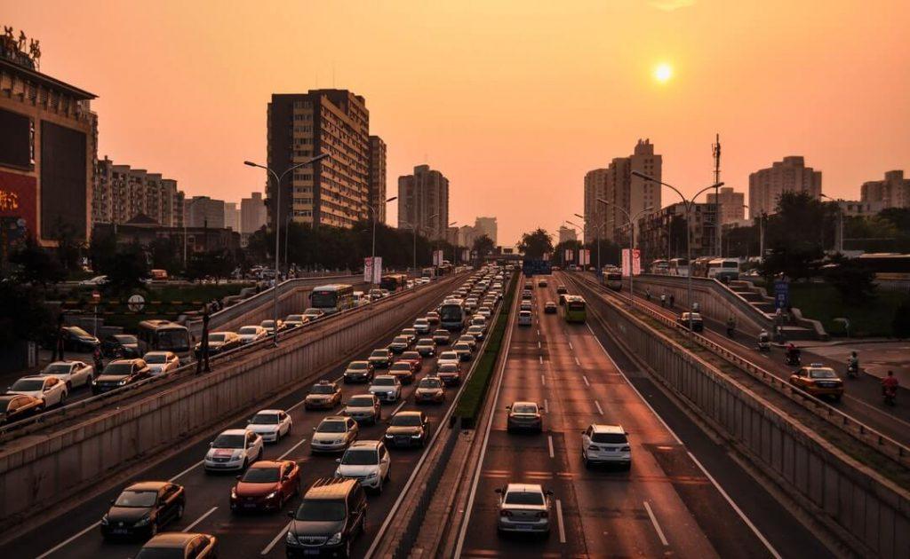 Urban Exodus Leaving the City