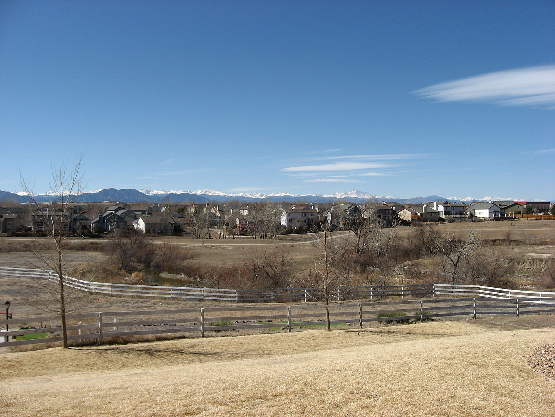 Westminster Colorado Mountain View