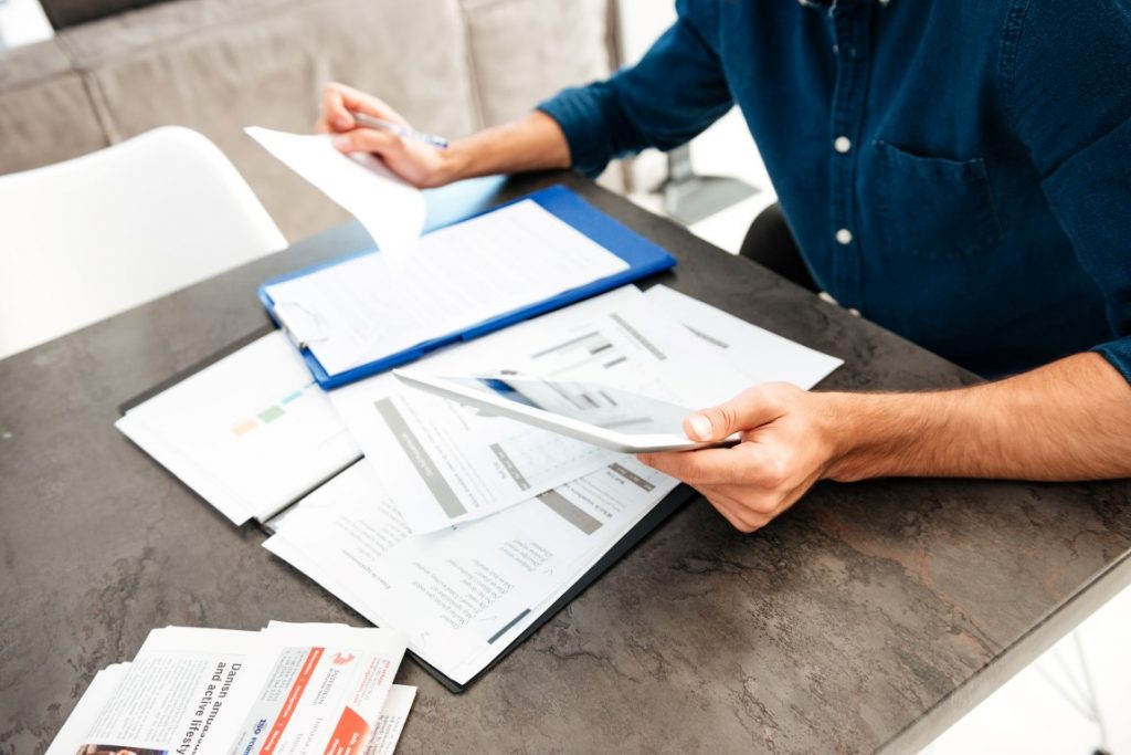 eviction process paperwork