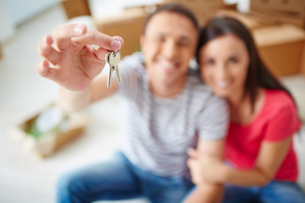 keys to rental home