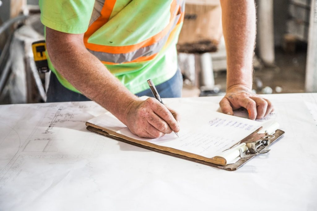 new construction builder planning