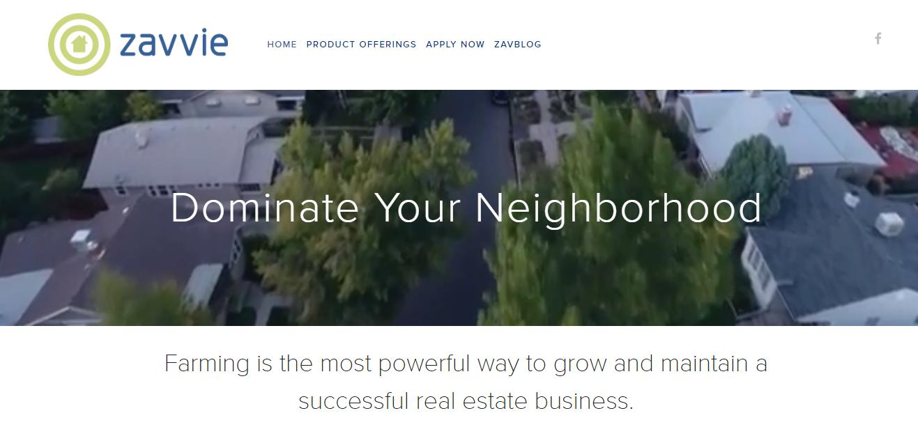 Real Estate Pro's Flock to Zavvie